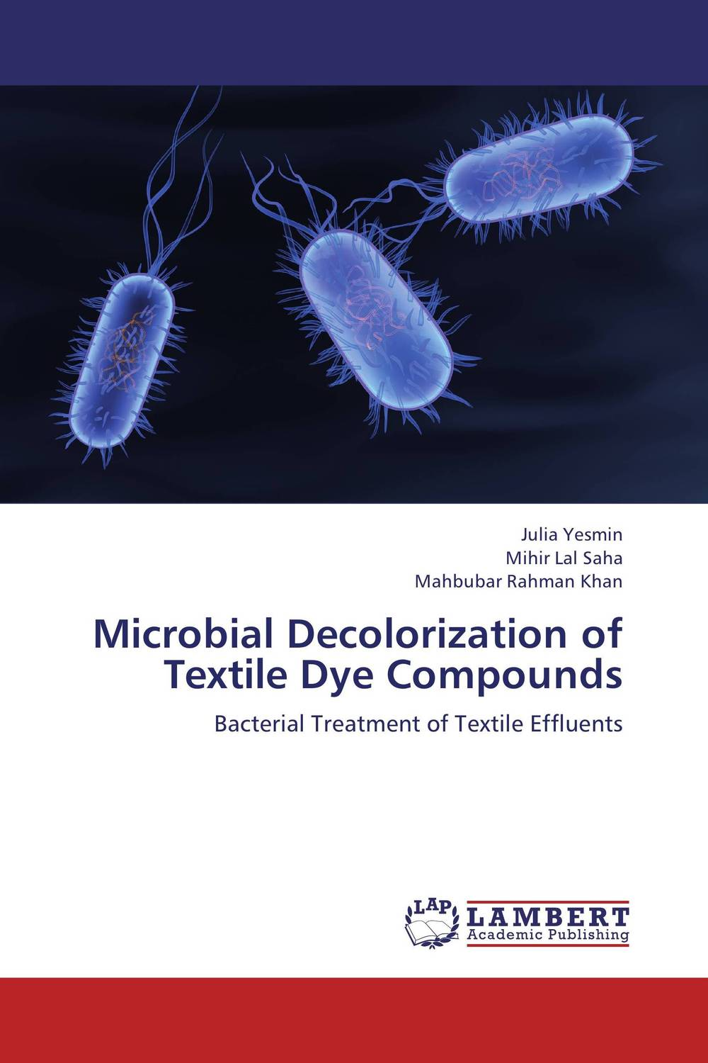 Microbial Decolorization of Textile Dye Compounds microbial production of amylase in bacillus cereus sp