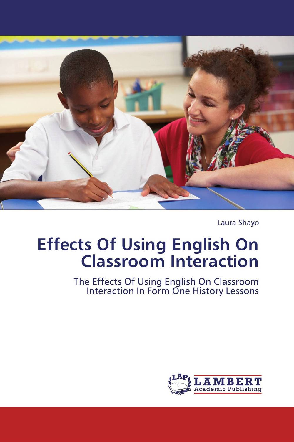 Effects Of Using English On Classroom Interaction a few lessons from american history reader for students of english