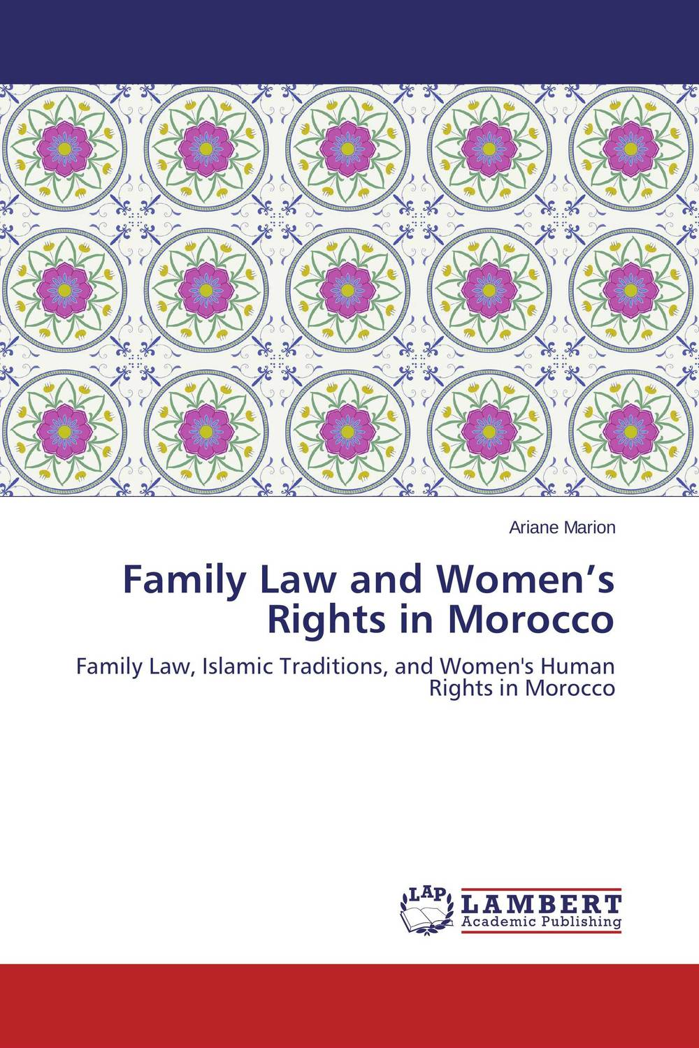 Family Law and Women's Rights in Morocco changing attitude of family towards women in family business