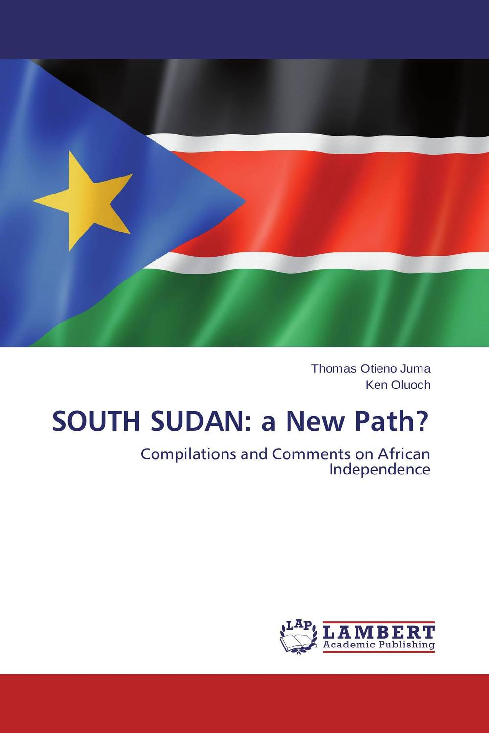 SOUTH SUDAN: a New Path? south african mnes in africa