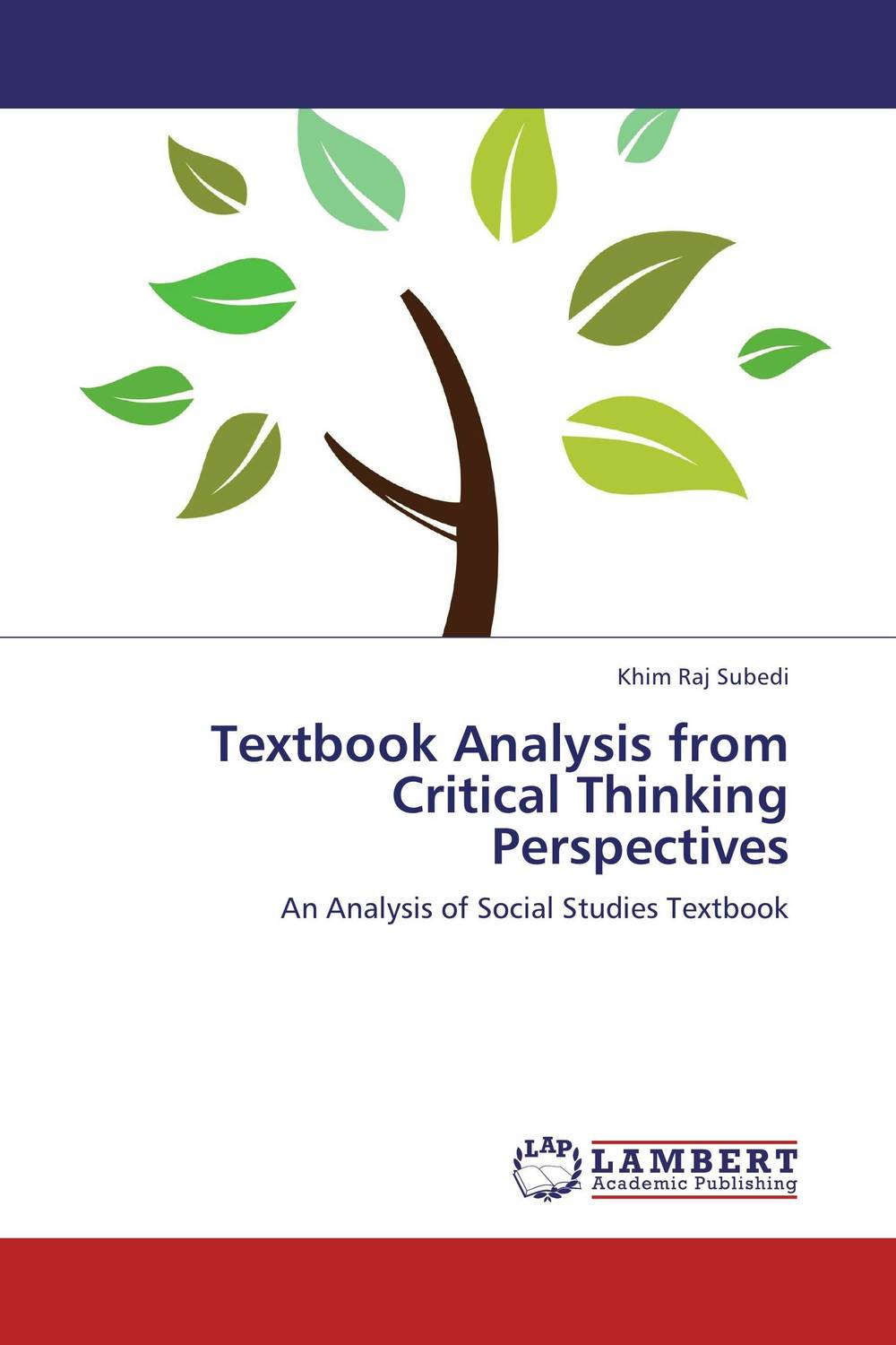 Textbook Analysis from Critical Thinking Perspectives