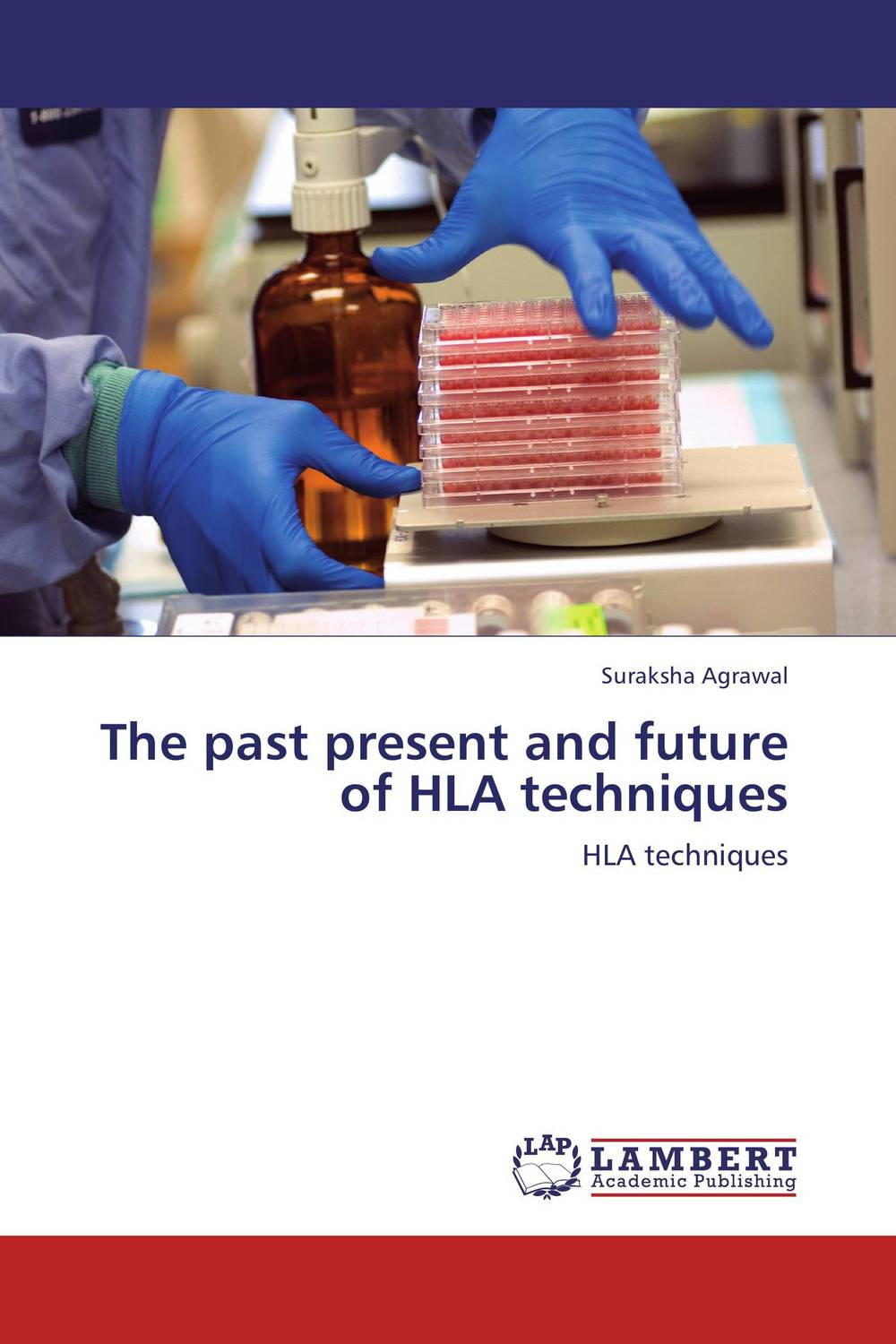 The past present and future of HLA techniques