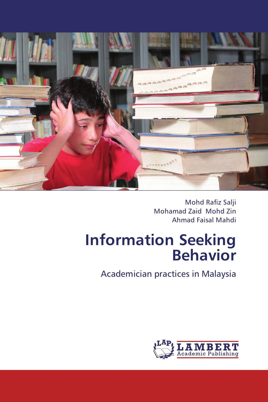 Information Seeking Behavior information needs and seeking behavior of media practitioners