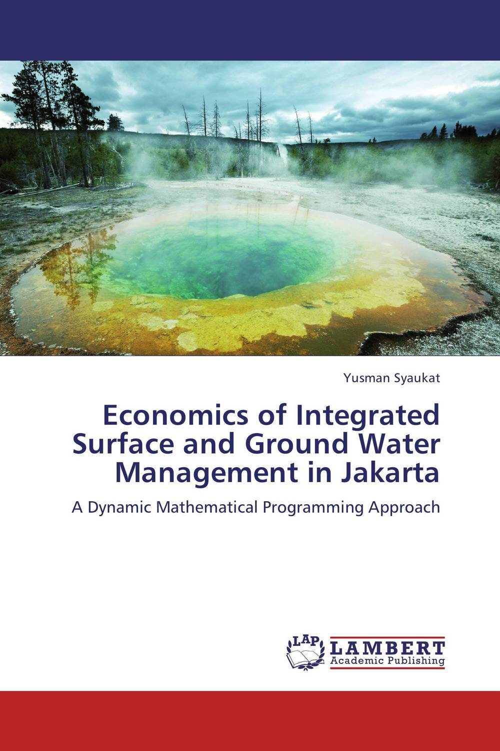 Economics of Integrated Surface and Ground Water Management in Jakarta surface and ground water interaction