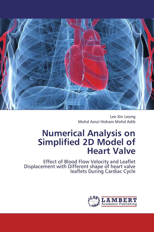 Numerical Analysis on Simplified 2D Model of Heart Valve 10pcs set colorful cosmetic foundation powder purple nylon wool hair brush eyeshadow brush makeup brush sets kits