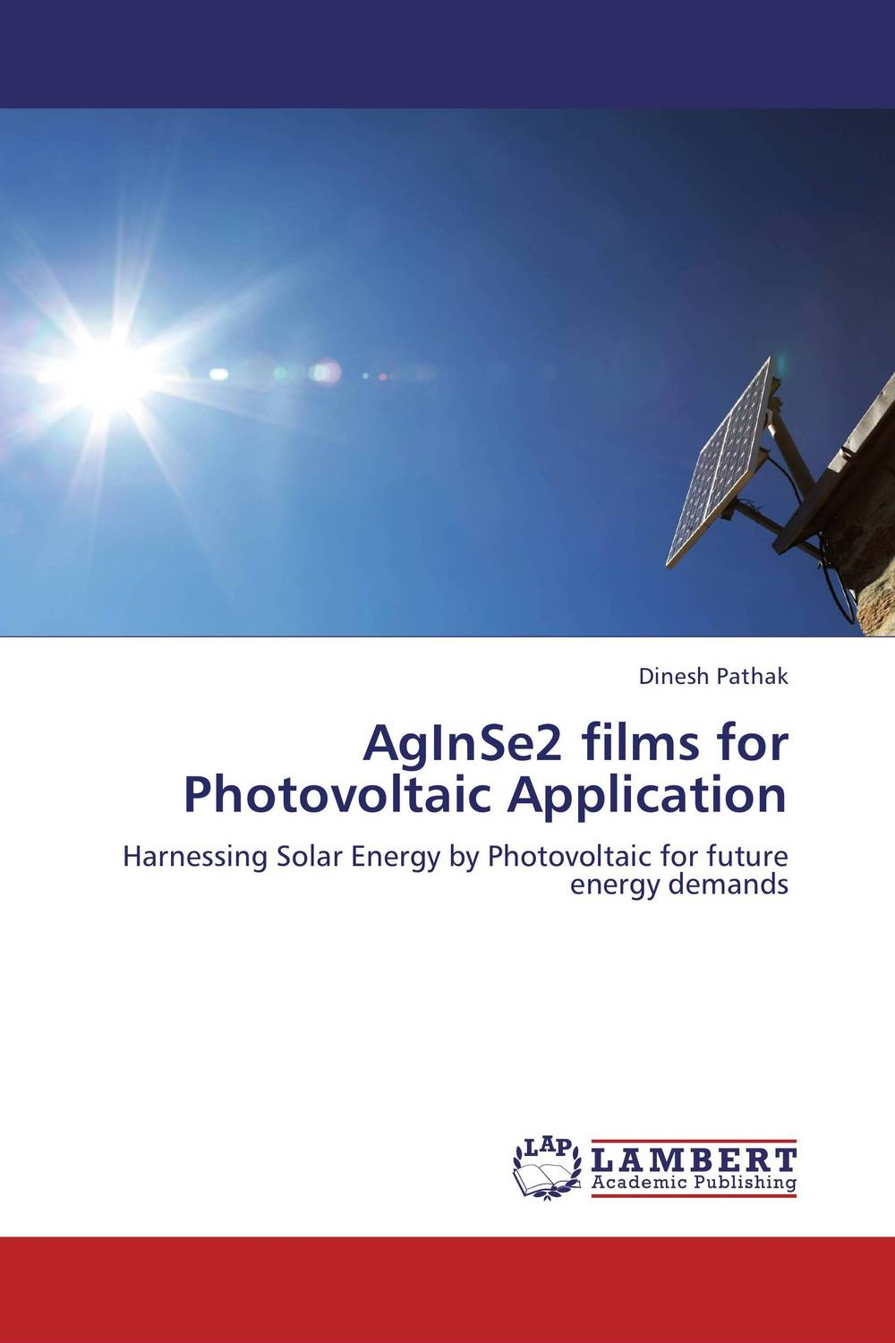 AgInSe2 films for Photovoltaic Application