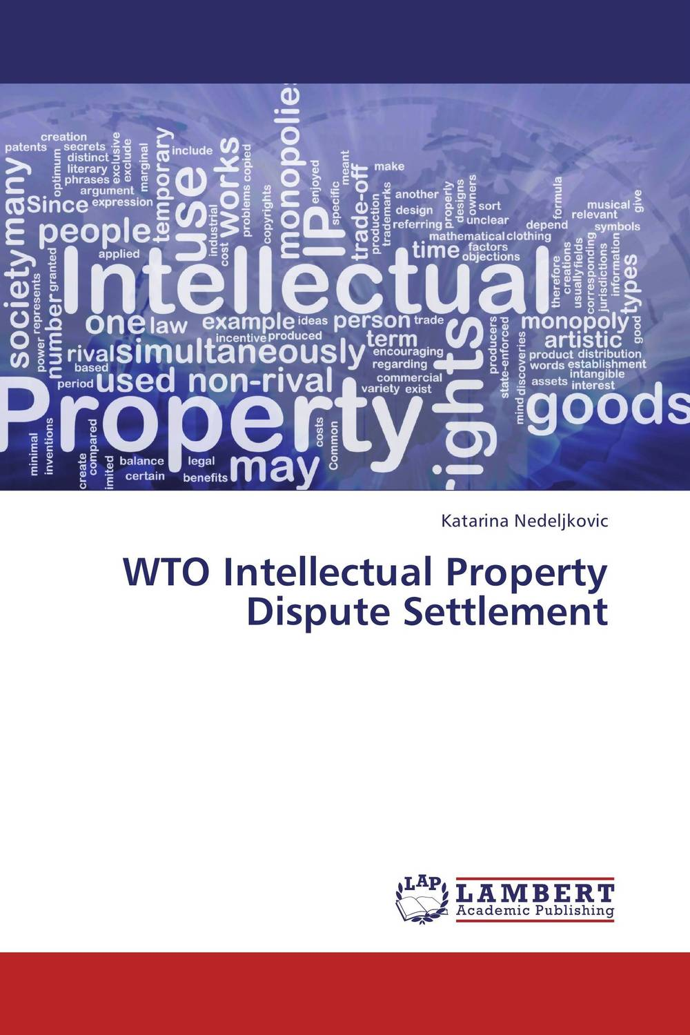 WTO Intellectual Property Dispute Settlement