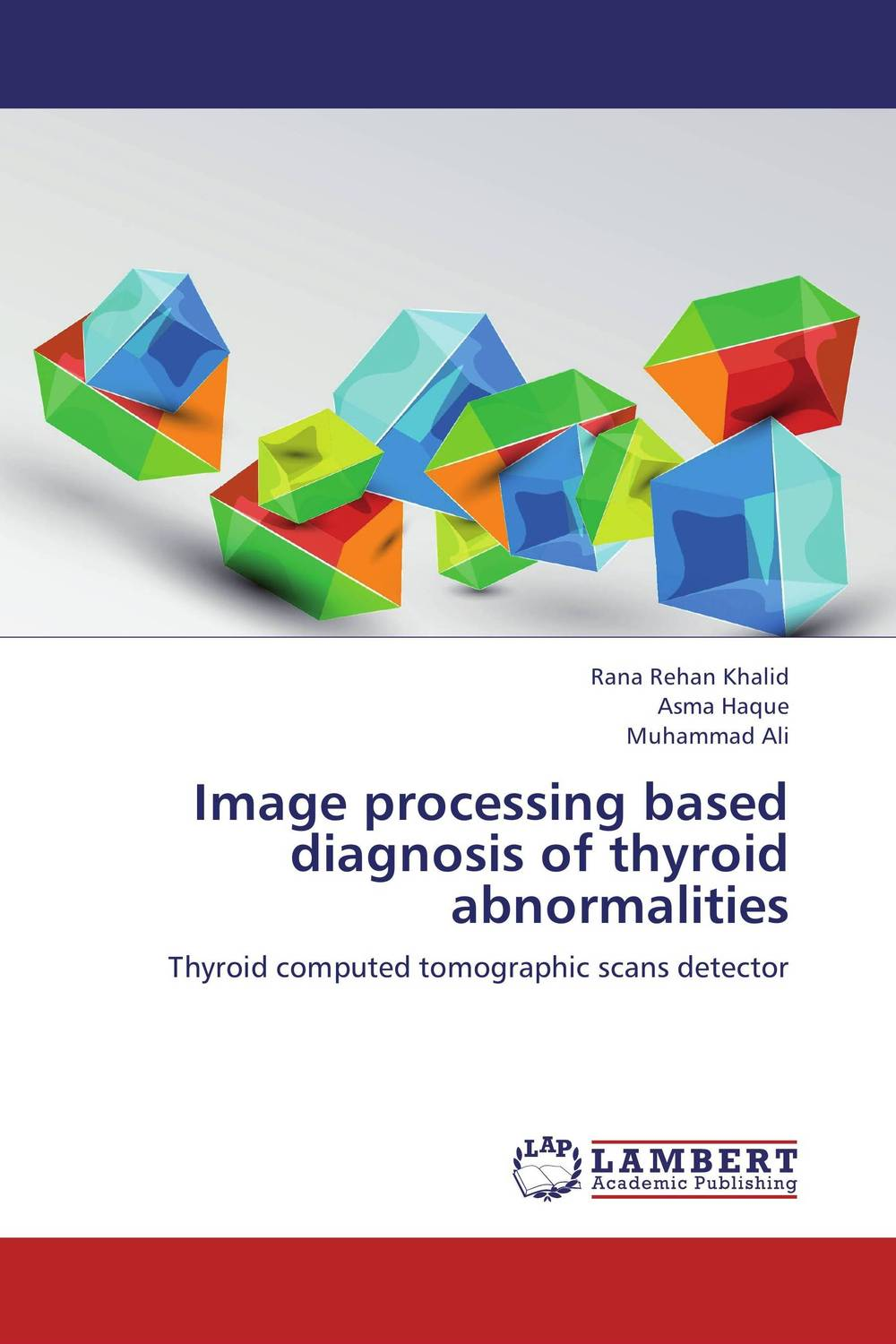 Image processing based diagnosis of thyroid abnormalities color image watermarking using matlab