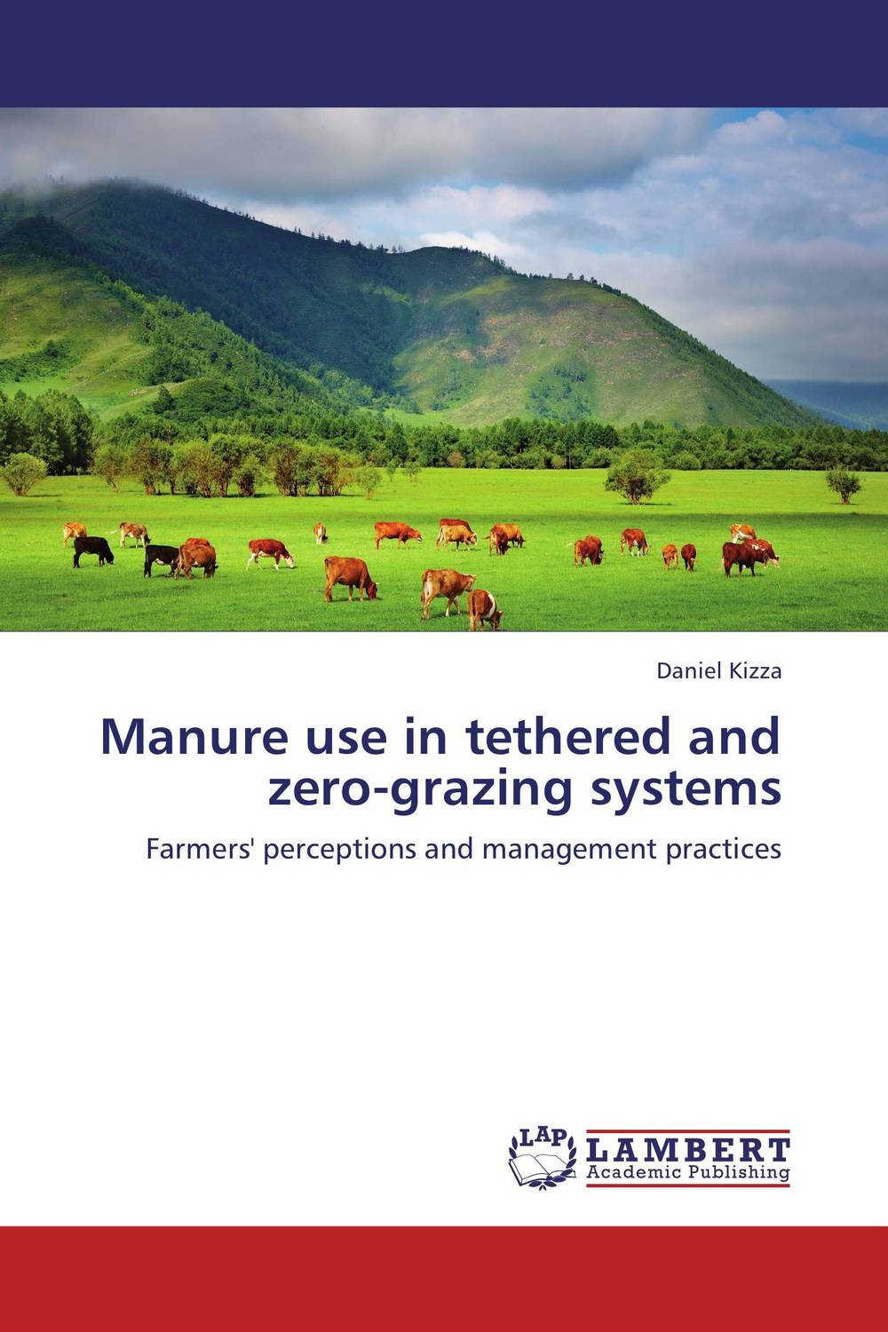 Manure use in tethered and zero-grazing systems claw disorders in dairy cows under smallholder zero grazing units