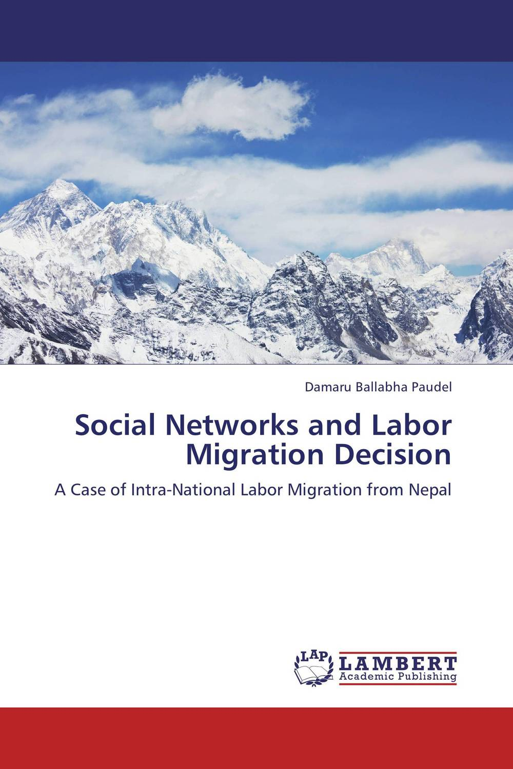 Social Networks and Labor Migration Decision