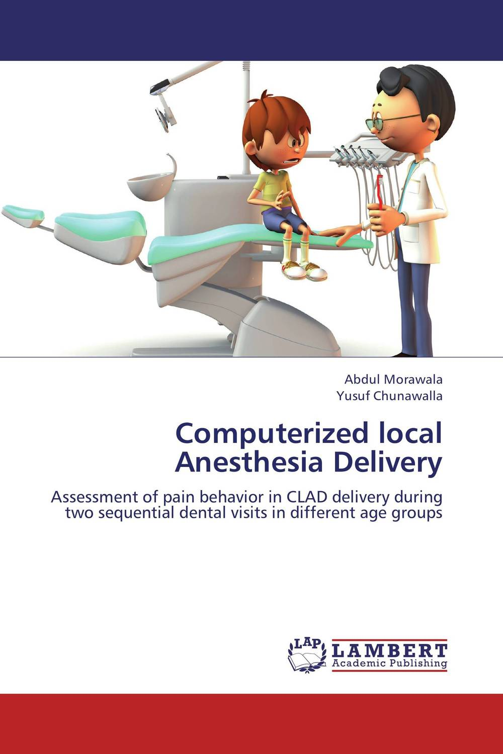 Computerized local Anesthesia Delivery rajat singh appliance in pediatric dentistry