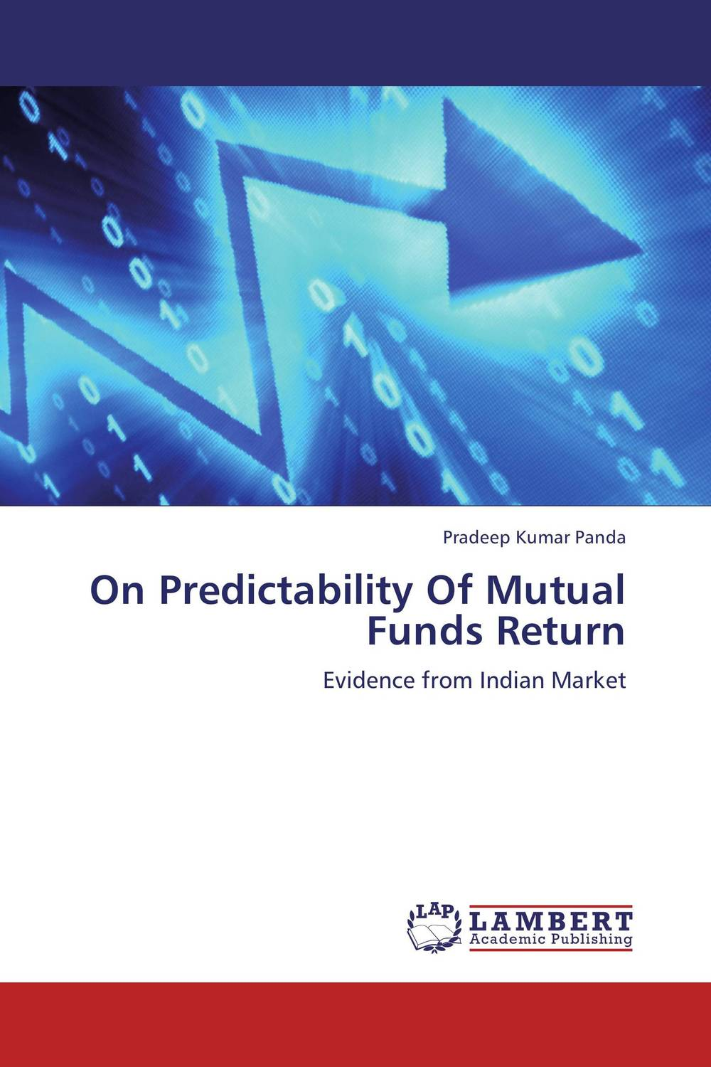 On Predictability Of Mutual Funds Return koning jan de high returns from low risk