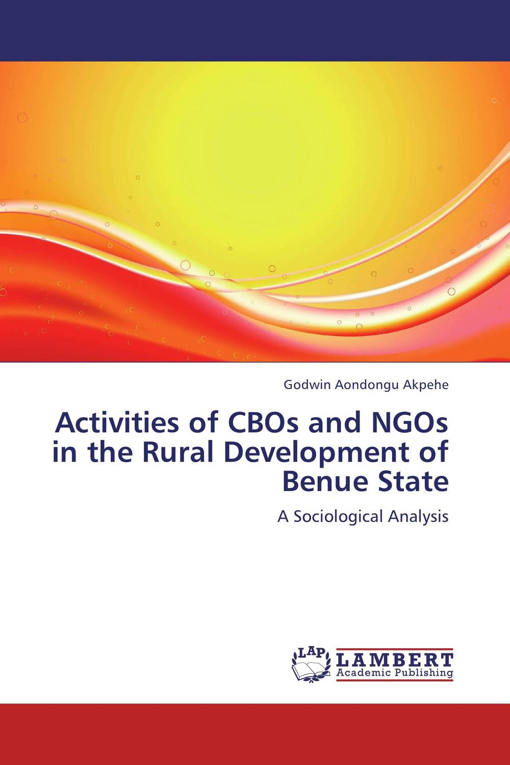 все цены на  Activities of CBOs and NGOs in the Rural Development of Benue State  в интернете
