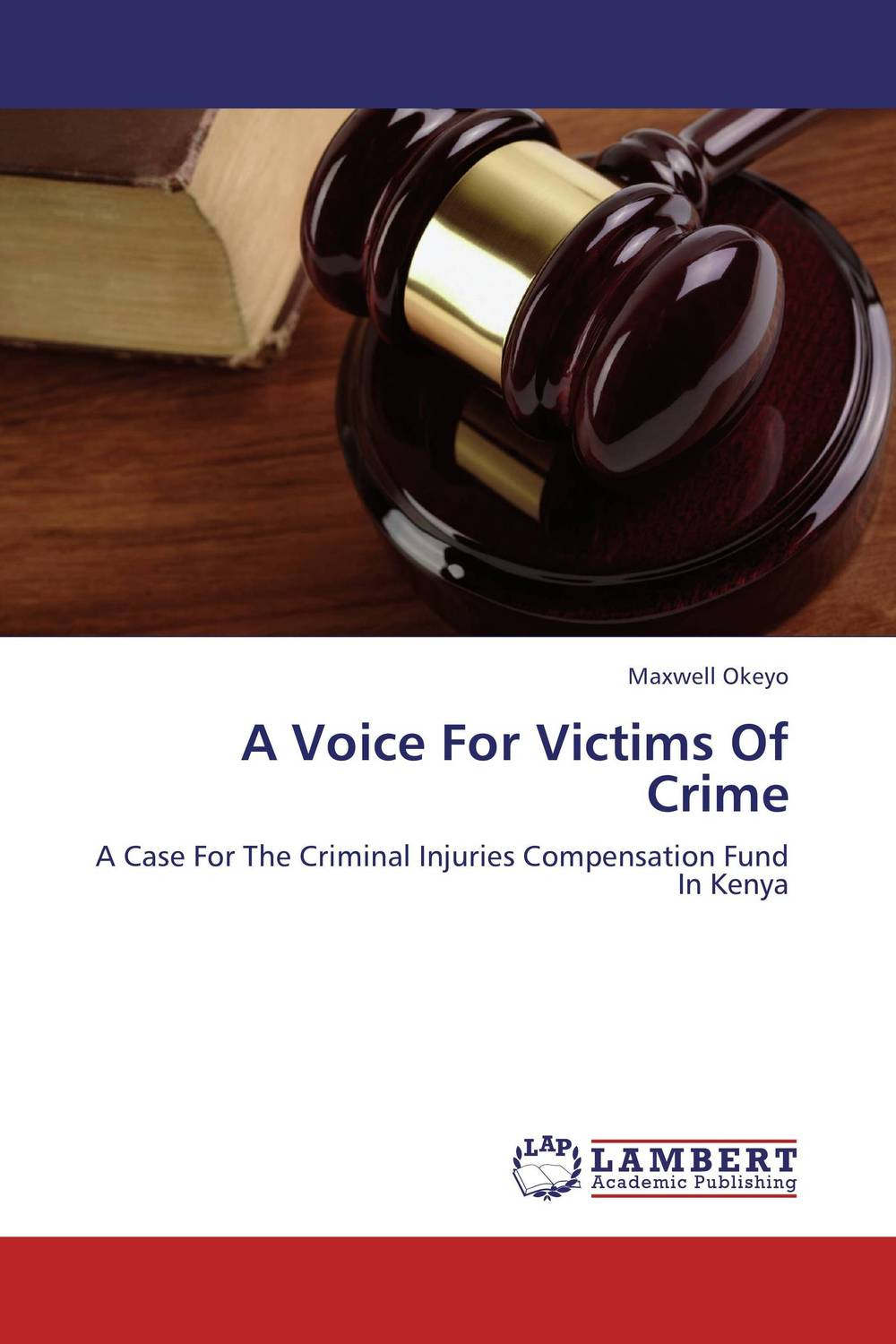 A Voice For Victims Of Crime