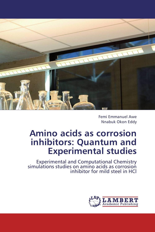 Amino acids as corrosion inhibitors: Quantum and Experimental studies настольные игры djeco настольная игра мемо