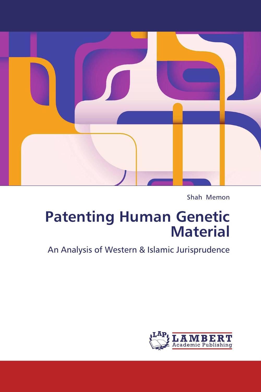 Patenting Human Genetic Material
