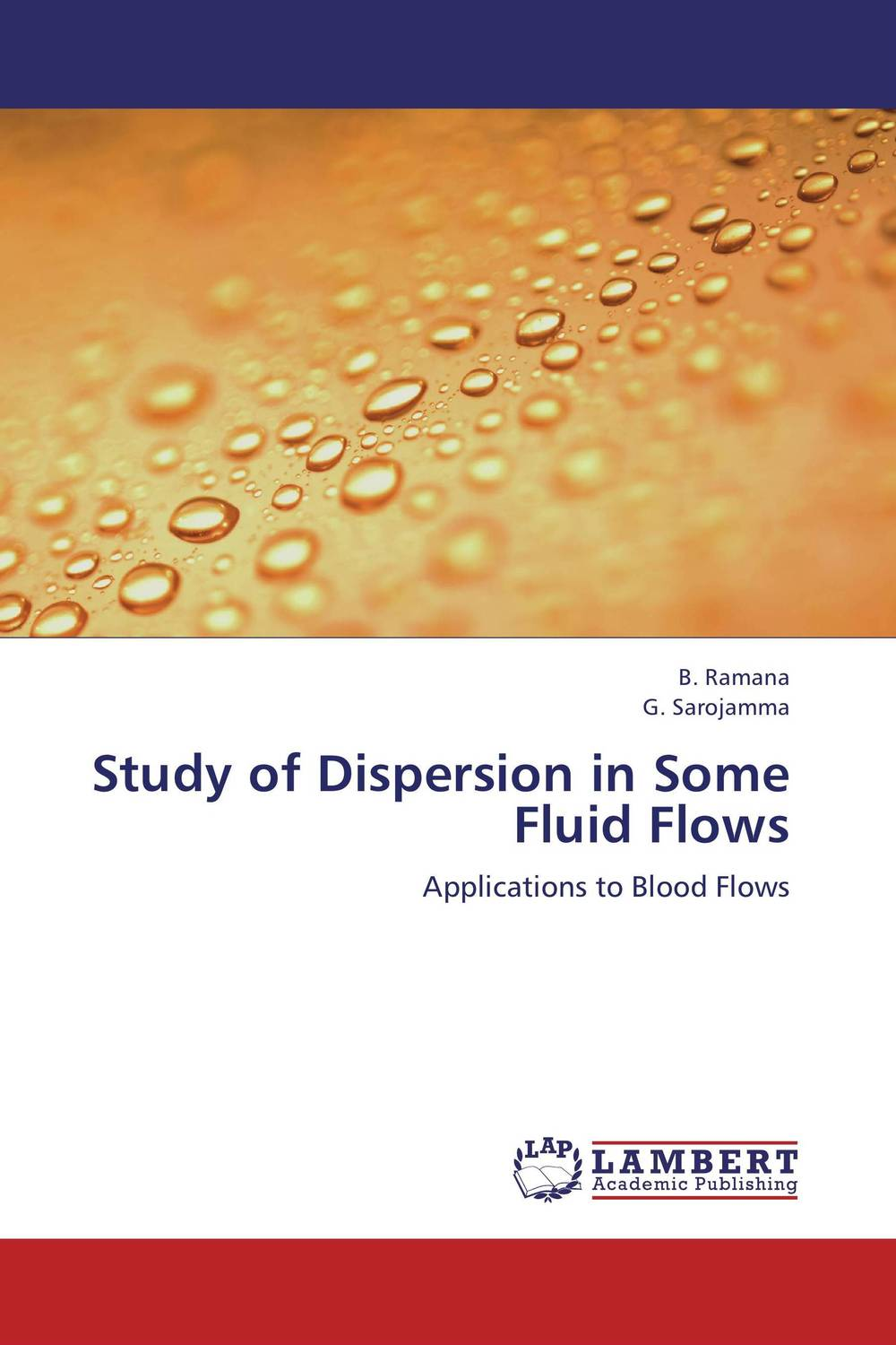 Study of Dispersion in Some Fluid Flows dispersion managed solitons