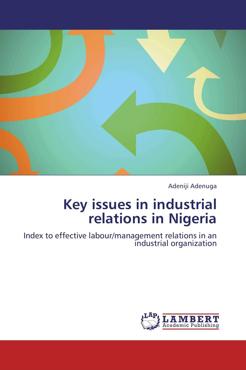 Key issues in industrial relations in Nigeria roadmap to nigerian democracy issues and challenges