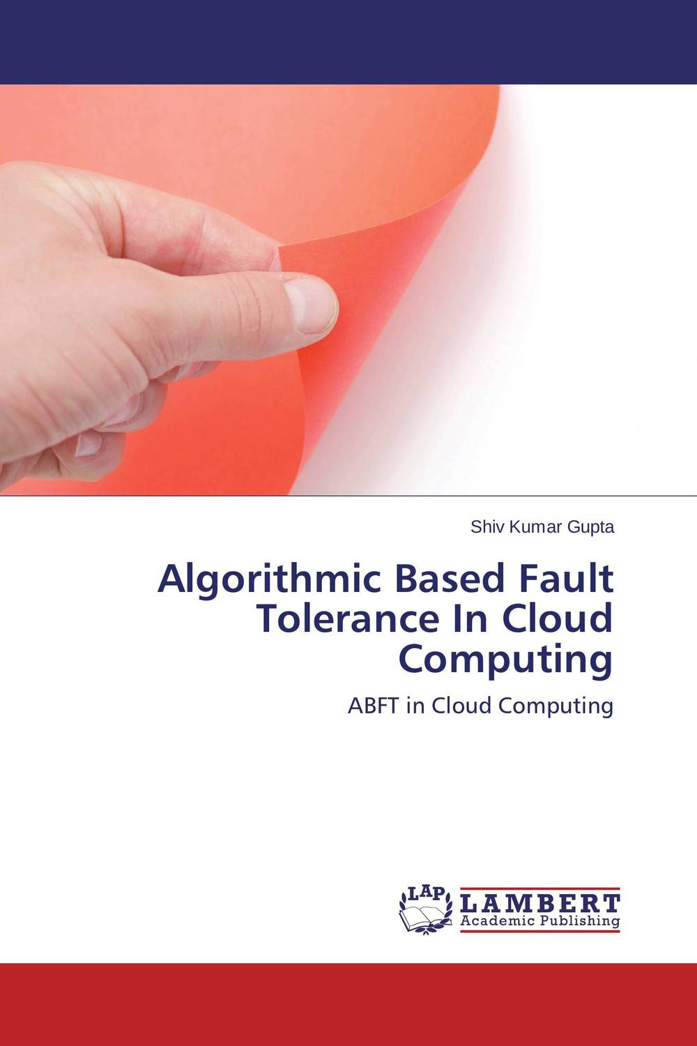 Algorithmic Based Fault Tolerance In Cloud Computing cloud computing