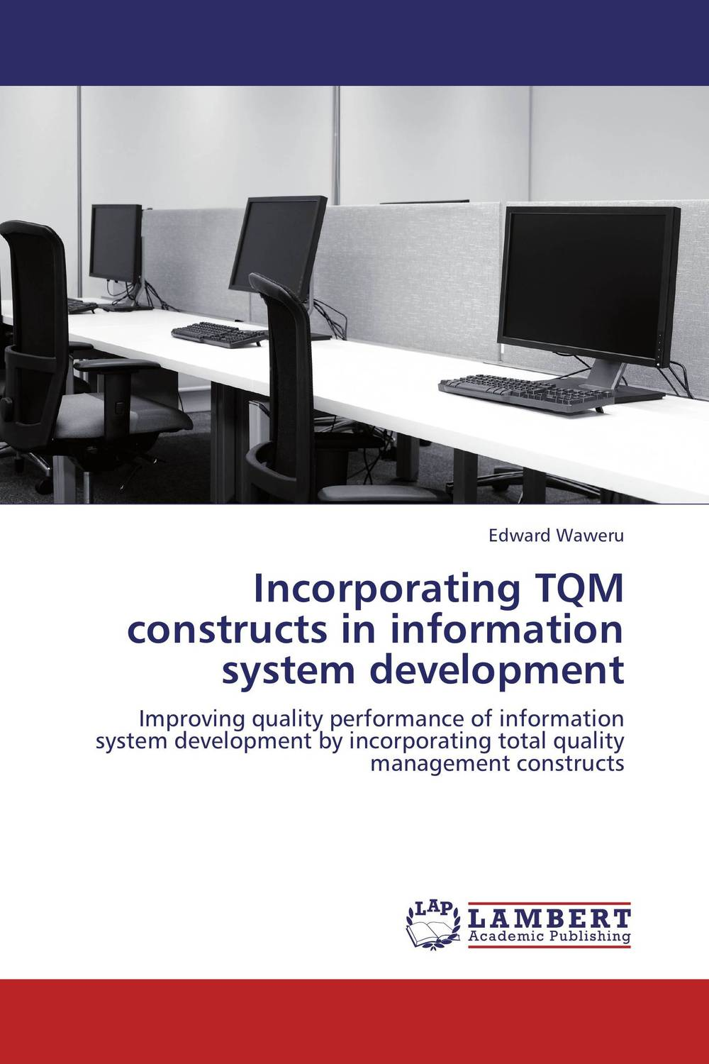 Incorporating TQM constructs in information system development dc1335b b programmers development systems mr li