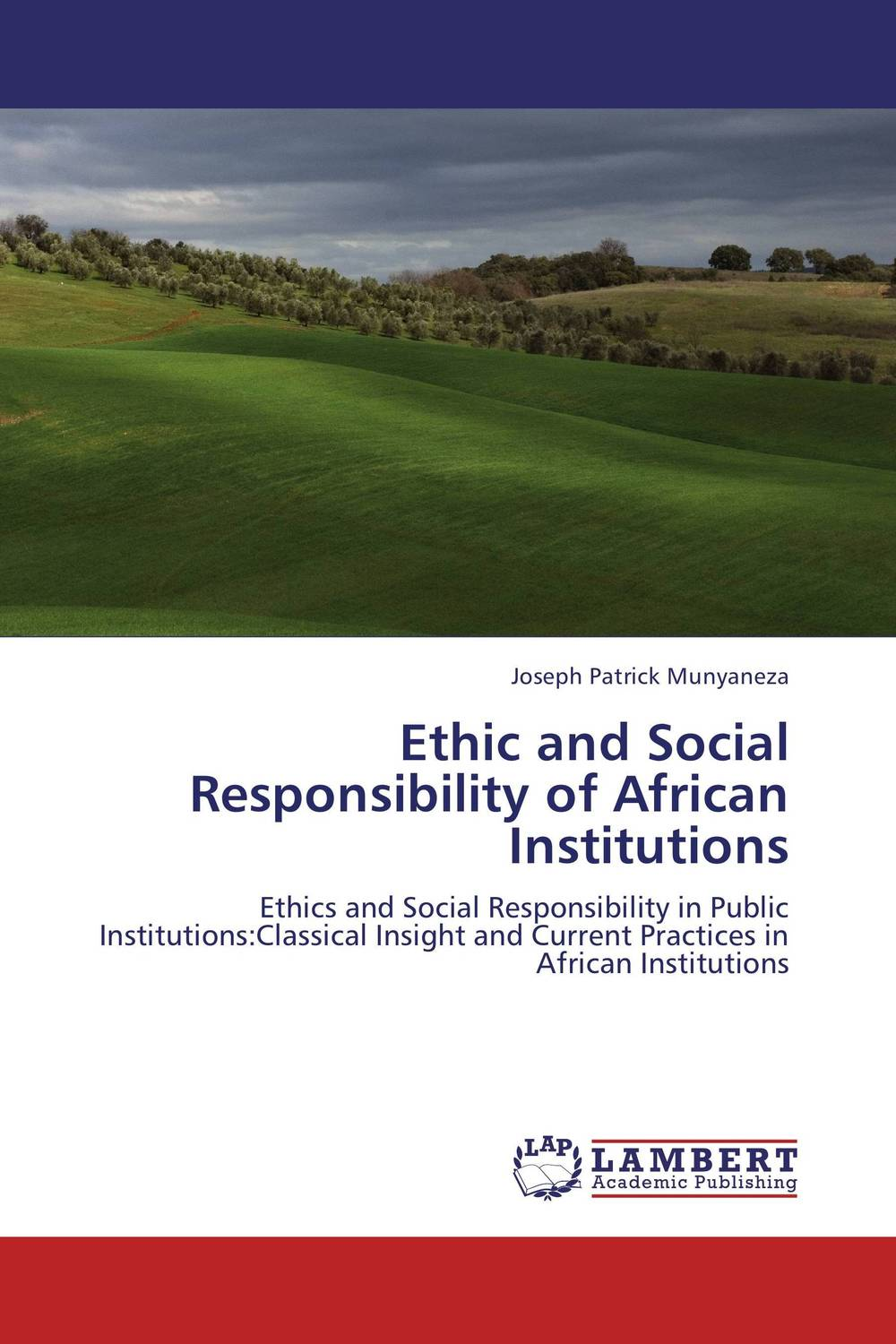 Ethic and Social Responsibility of African Institutions corporate governance and firm value