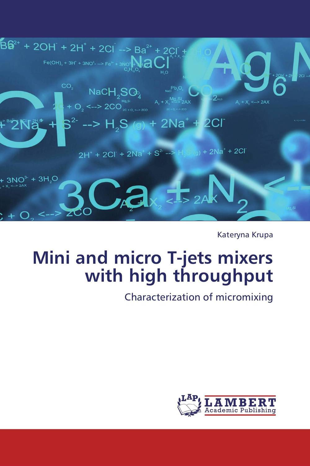 Mini and micro T-jets mixers with high throughput fluids mixing and displacement in inclined geometries