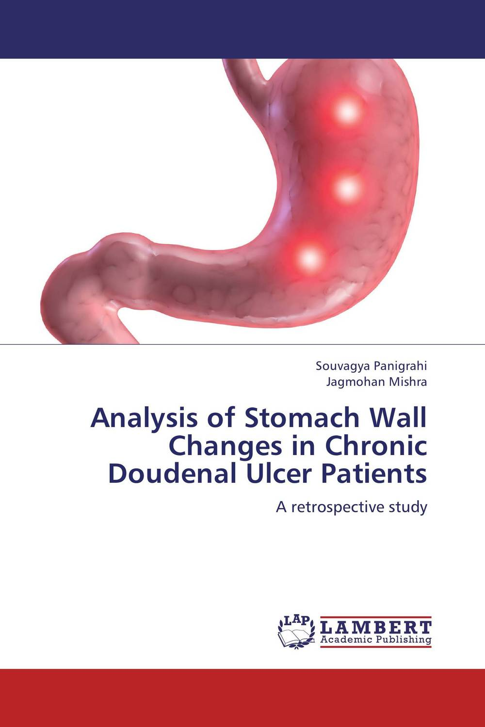 Analysis of Stomach Wall Changes in Chronic Doudenal Ulcer Patients