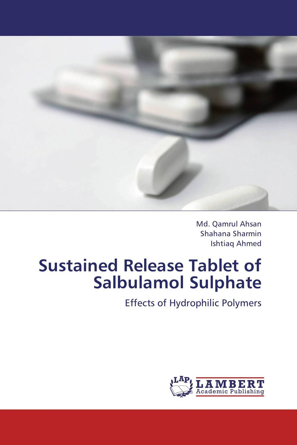 Sustained Release Tablet of Salbulamol Sulphate the release