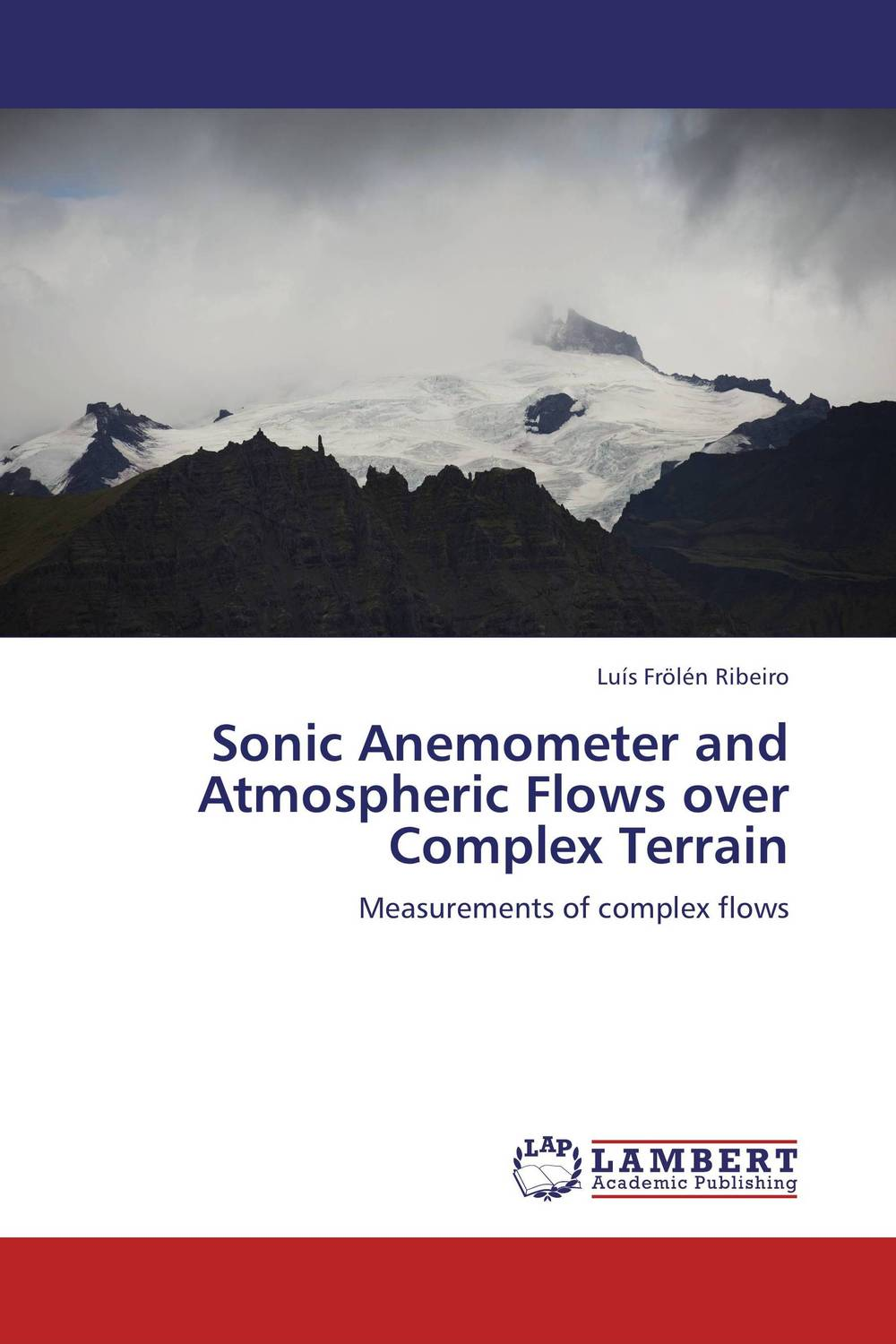 Sonic Anemometer and Atmospheric Flows over Complex Terrain handheld digital anemometer for wind speed measurement