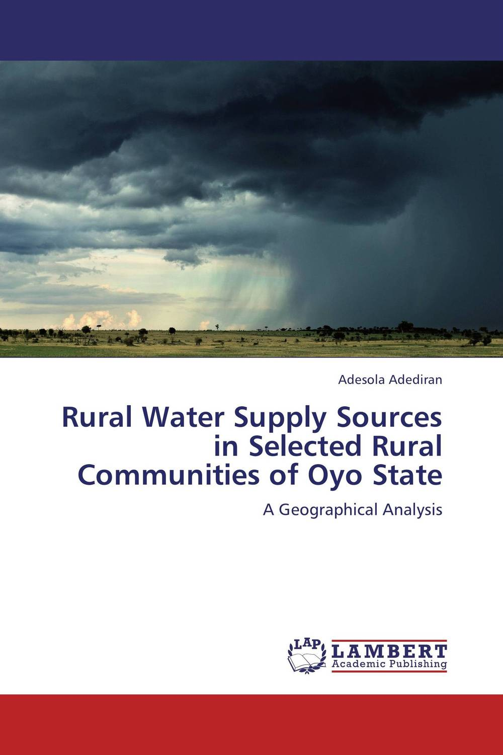 Rural Water Supply Sources in Selected Rural Communities of Oyo State a requirement model of local news application for rural communities
