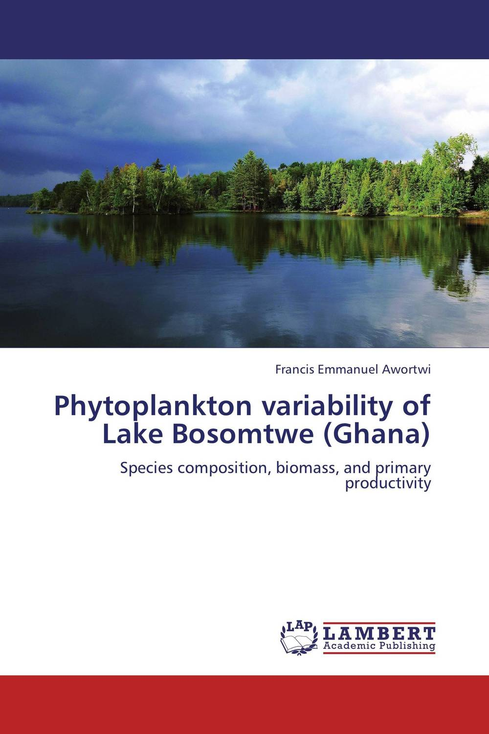 Phytoplankton variability of Lake Bosomtwe (Ghana) viruses infecting yam in ghana togo and benin in west africa