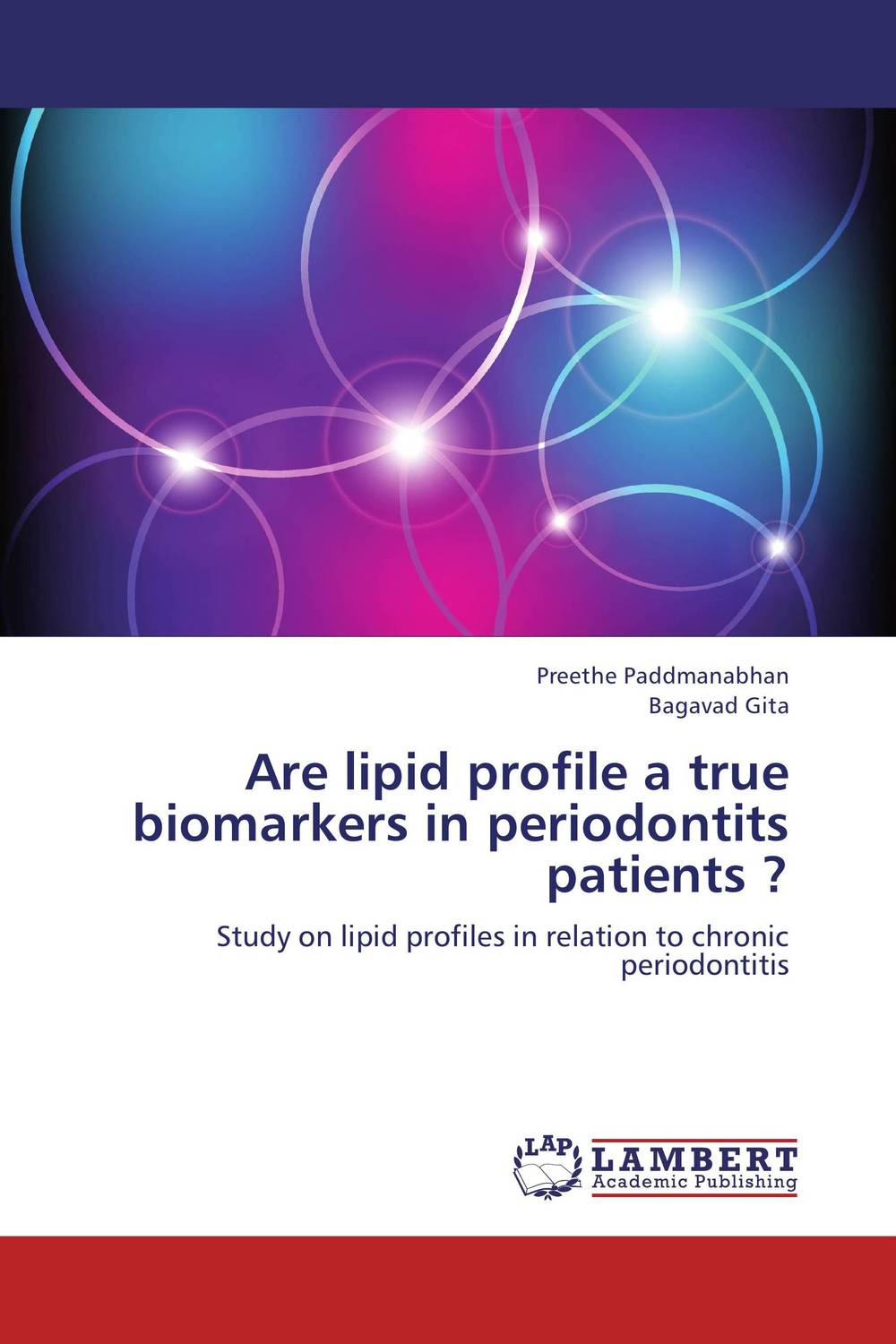Are lipid profile a true biomarkers in periodontits patients ? lipid production by oleaginous yeasts