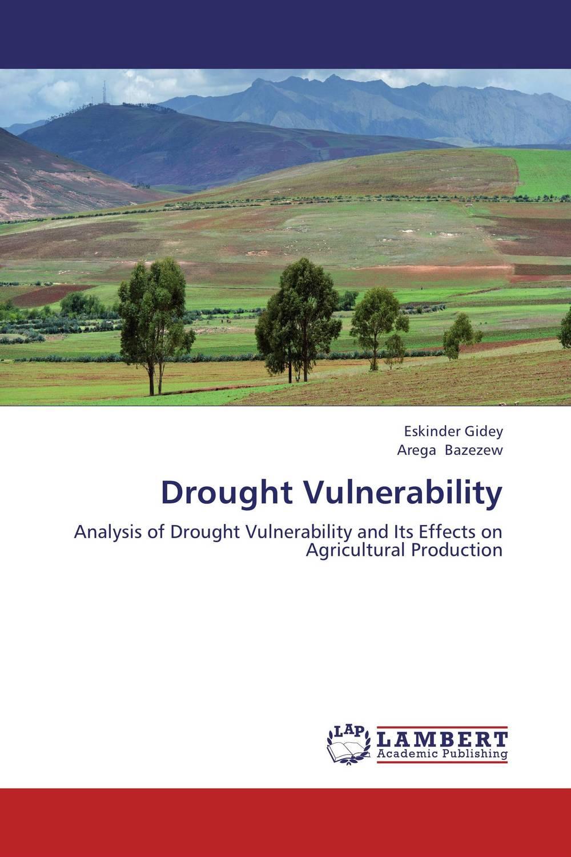 купить Drought Vulnerability недорого