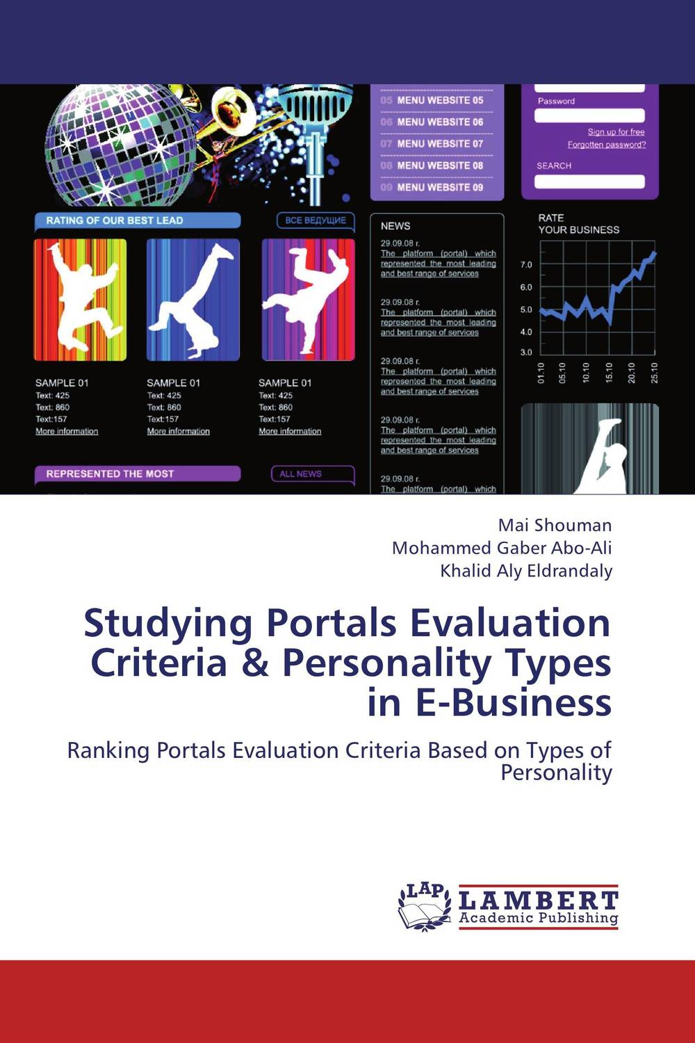 Studying Portals Evaluation Criteria & Personality Types in E-Business corporate portals empowered with xml and web services