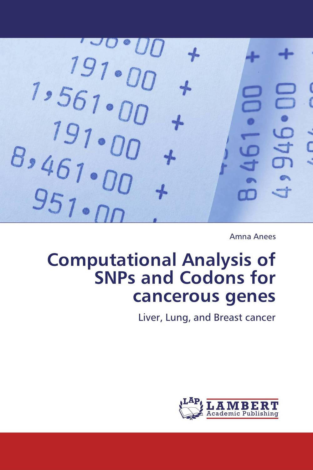 Computational Analysis of SNPs and Codons for cancerous genes improved expression of bacterial chia in plant by codon optimisation