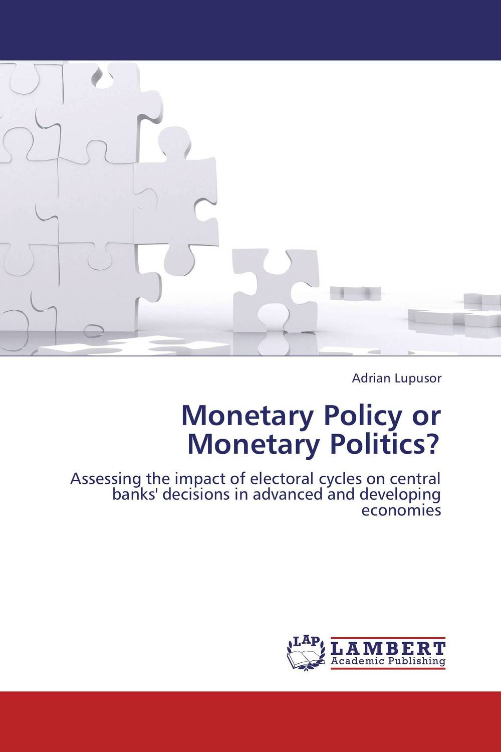 Monetary Policy or Monetary Politics? monetary policy and its application in ethiopia