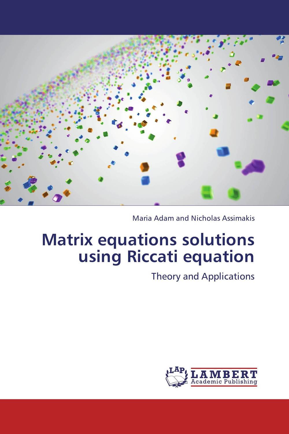 Matrix equations solutions using Riccati equation mircea ion cirnu algebraic equations