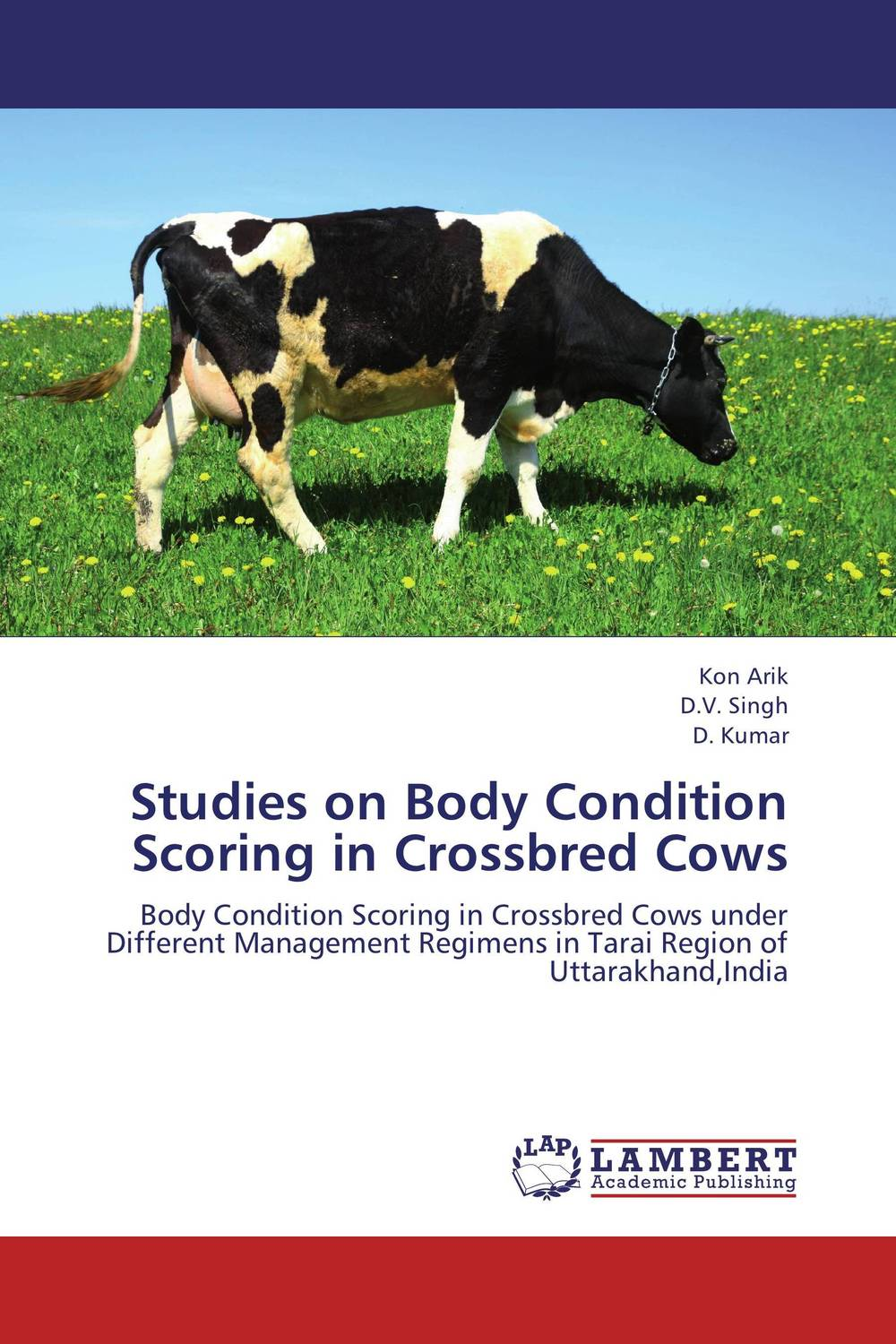 Studies on Body Condition Scoring in Crossbred Cows claw disorders in dairy cows under smallholder zero grazing units