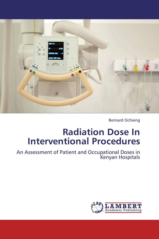 купить Radiation Dose In Interventional Procedures недорого