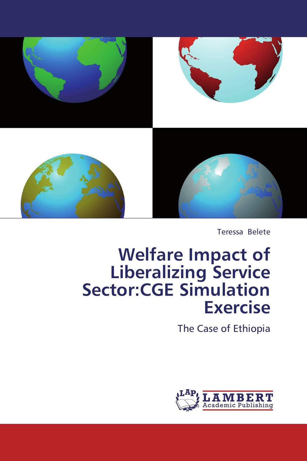 Welfare Impact of Liberalizing  Service Sector:CGE Simulation Exercise impact of liberalization of coffee subsector on human welfare in kenya