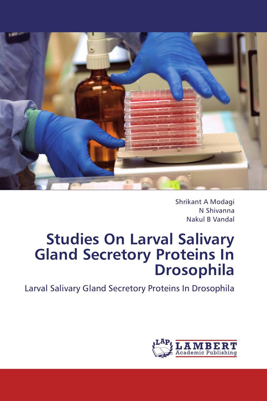 Studies On Larval Salivary Gland Secretory Proteins In Drosophila salivary gland imaging