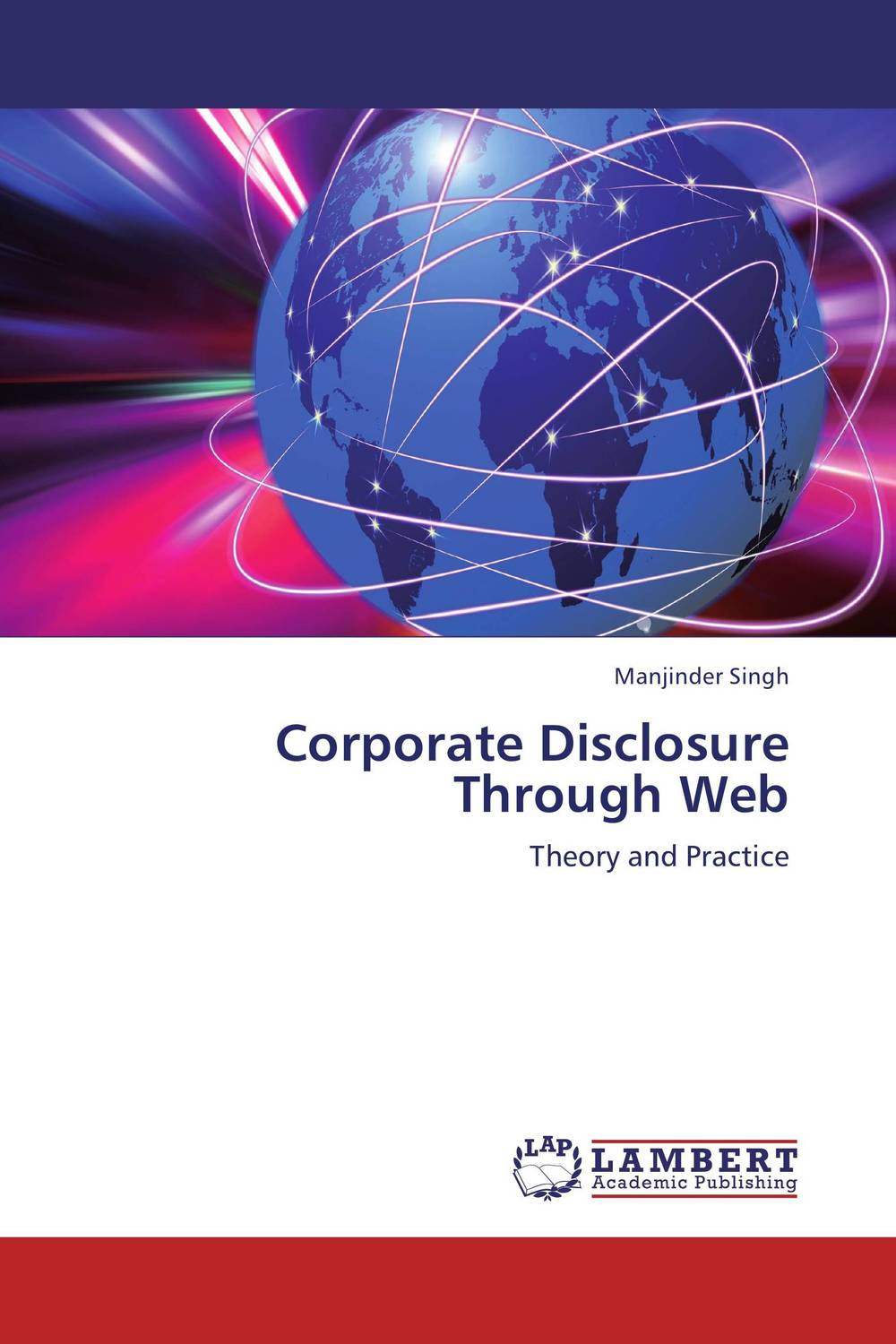 Corporate Disclosure Through Web corporate portals empowered with xml and web services