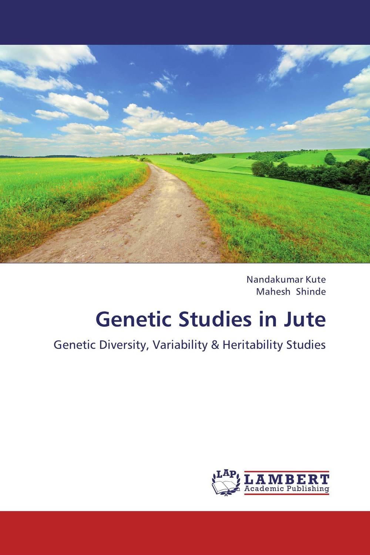 купить Genetic Studies in Jute недорого