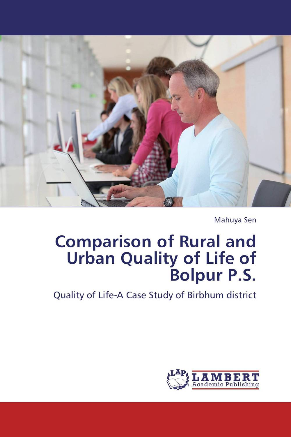 Comparison of Rural and Urban Quality of Life of Bolpur P.S.