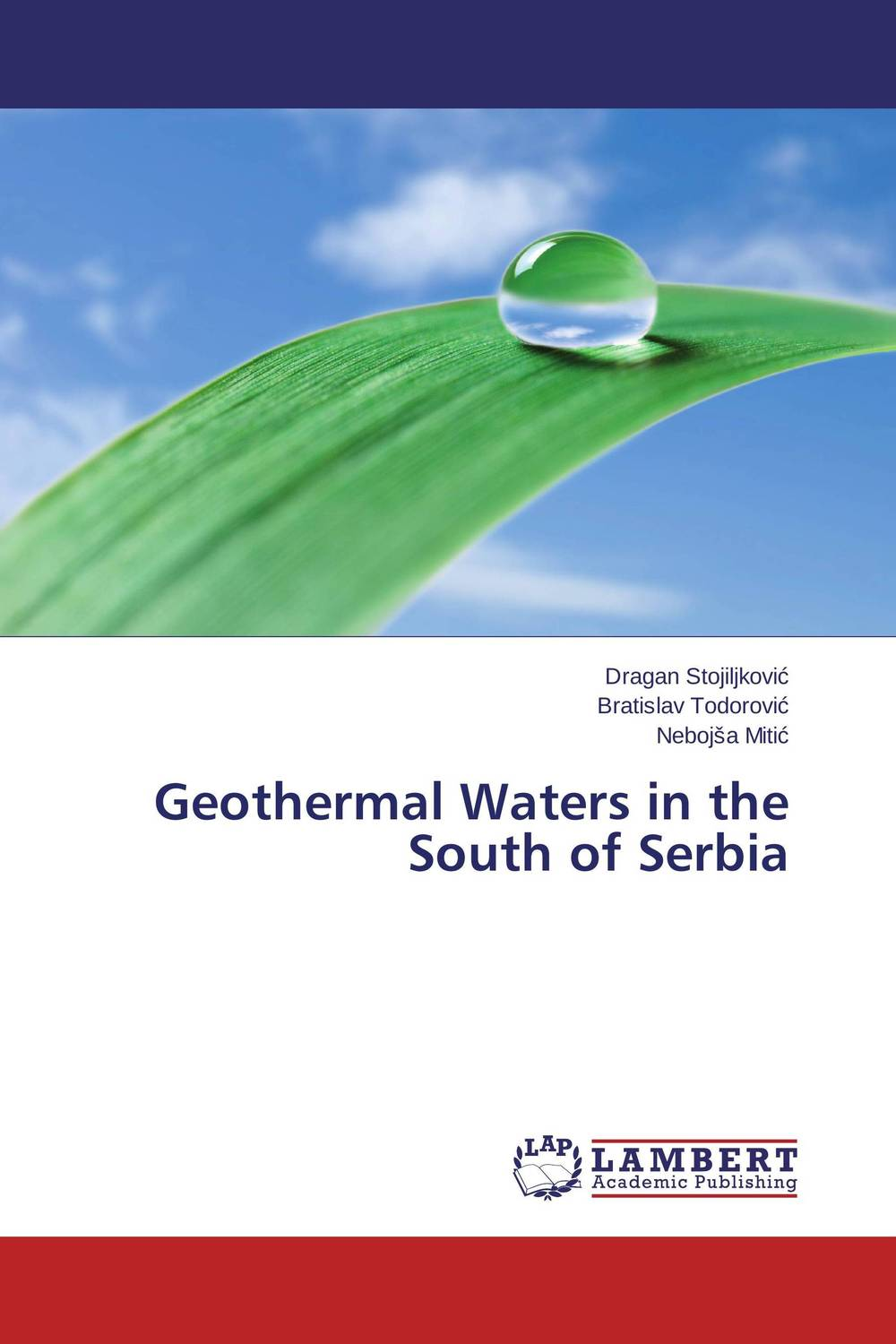 Geothermal Waters in the South of Serbia the waters in the republic of macedonia as a business ecosystem
