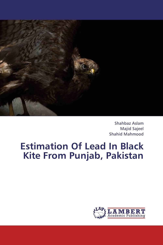Estimation Of Lead In Black Kite From Punjab, Pakistan коньки onlitop 35 38 black 869342 защита