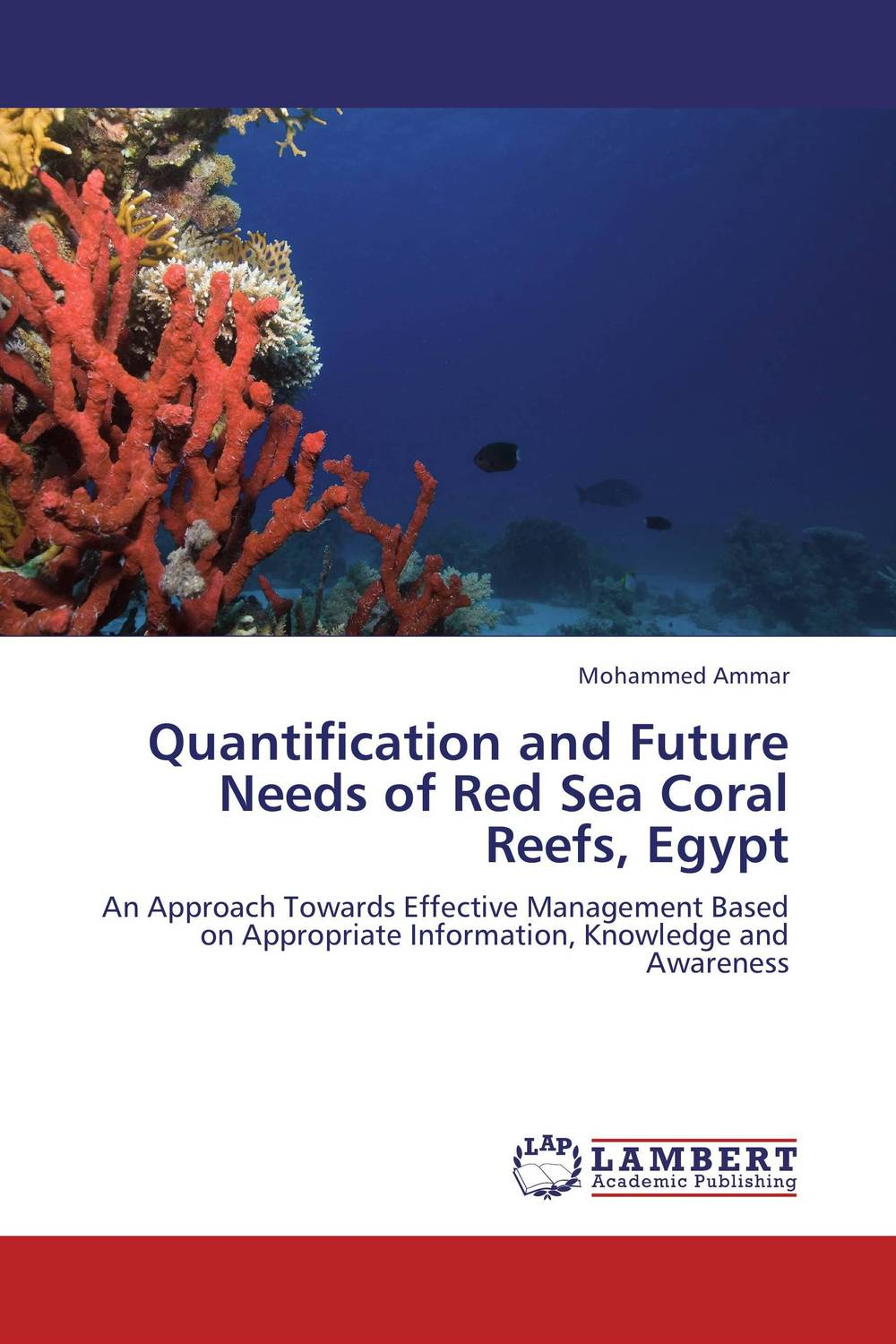 Quantification and Future Needs of  Red Sea Coral Reefs, Egypt coral health and disease in the red sea egypt