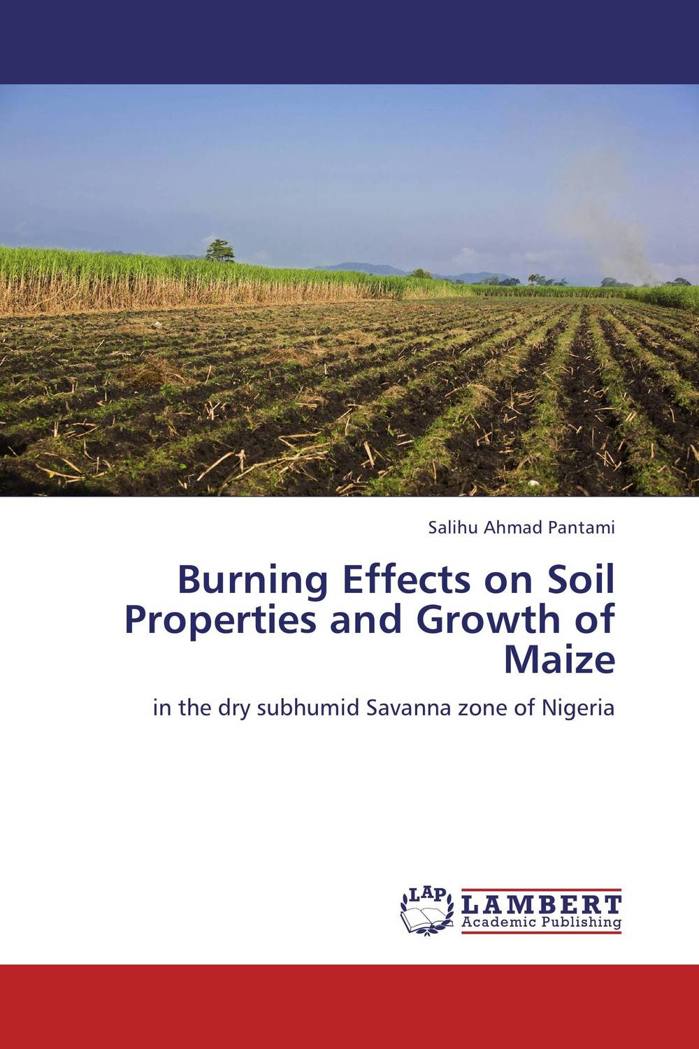 Burning Effects on Soil Properties and Growth of Maize
