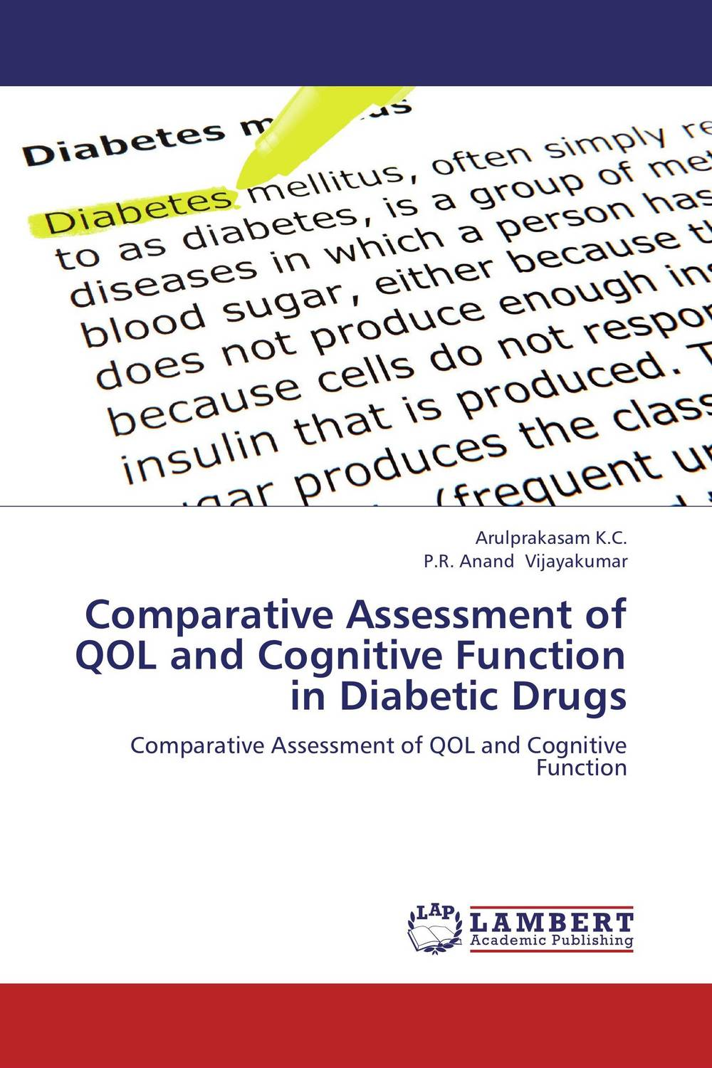 Comparative Assessment of QOL and Cognitive Function in Diabetic Drugs comparative assessment of petroleum sharing contracts in nigeria