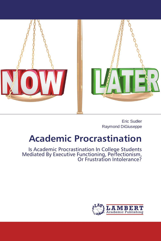 Academic Procrastination irrational beliefs